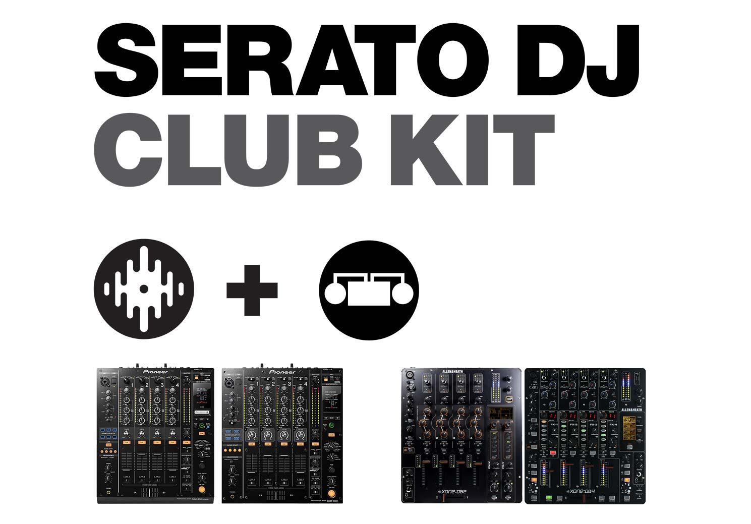 Serato-DJ-Club-Kit