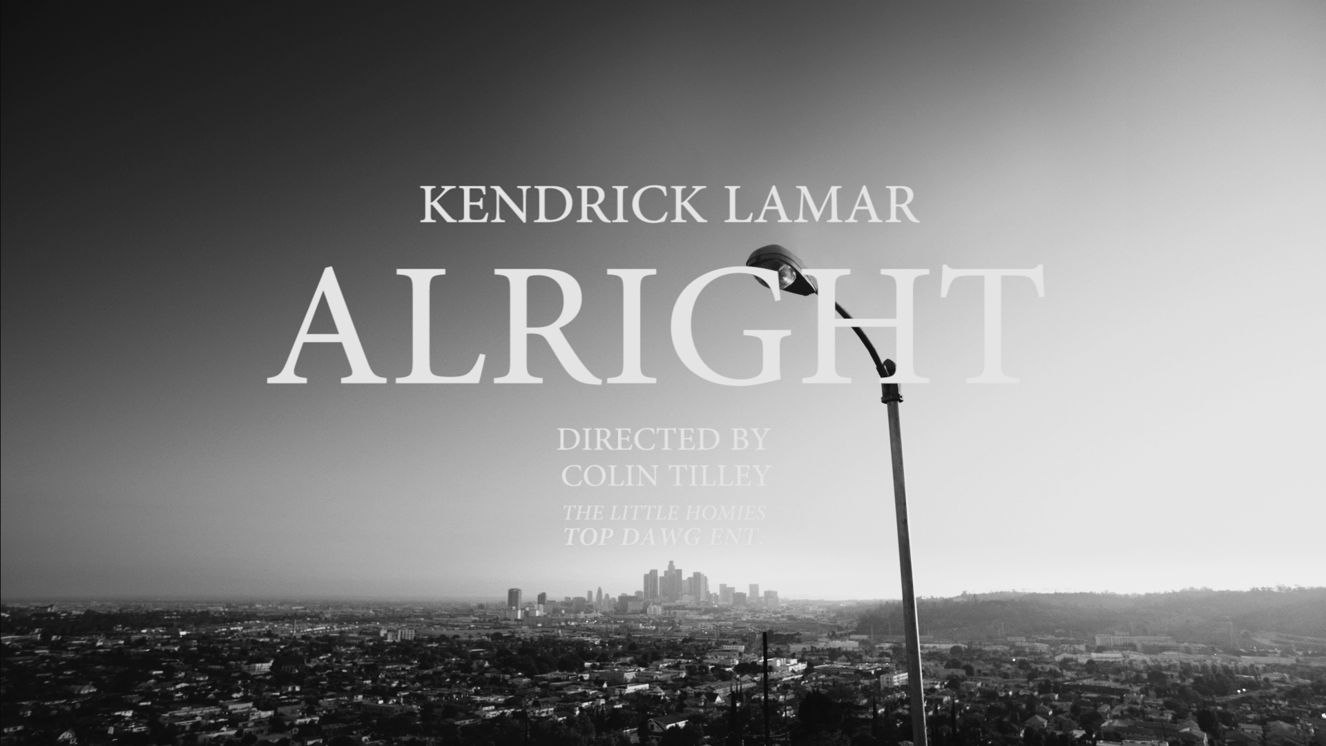 """Kendrick Lamar Releases Official Music Video for """"Alright ..."""