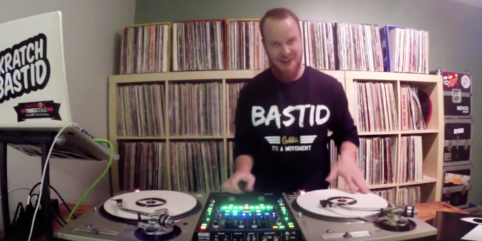 Photo: Skratch Bastid