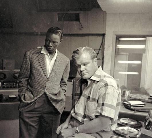 Photo: Ableton.com - Nat King Cole & Bill Putnam