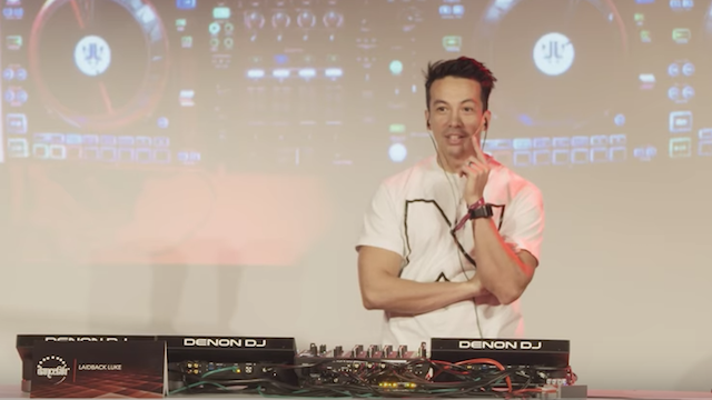 Photo: Laidback Luke. YouTube.com