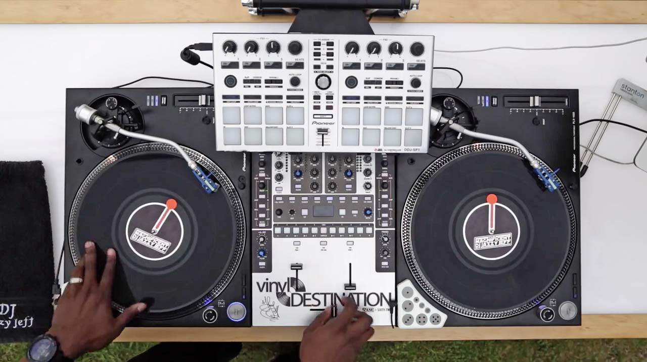 Turntablists What More Do You Want From Technology Via