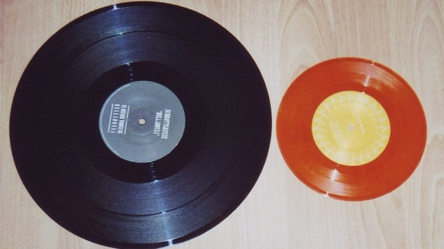 Vinyl And 45s Only Mixing With 45s Via Dj Techtools