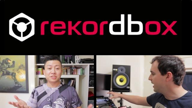 Rekordbox-Cover