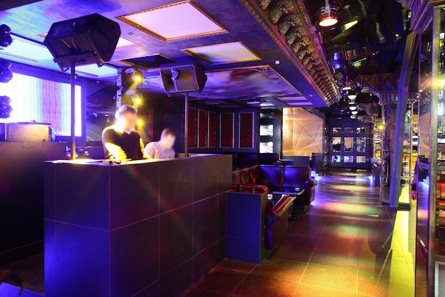 empty club