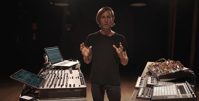 Photo: Richie Hawtin | Youtube.com