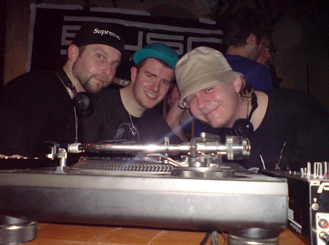 Photo: Tony Vegas, Prime Cuts, DJ Renegade