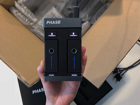 Photo: Phase