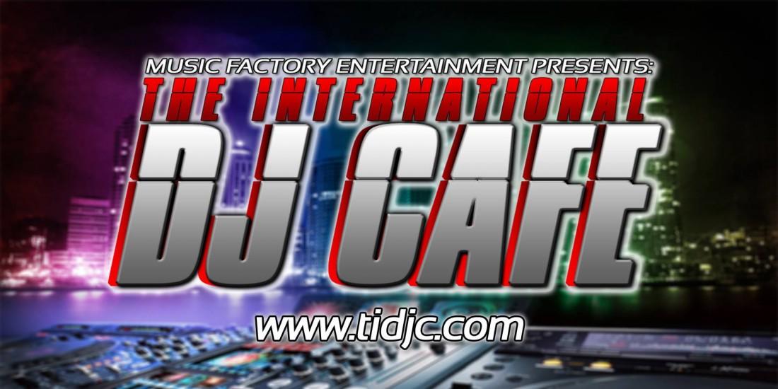 DJCafe Logo