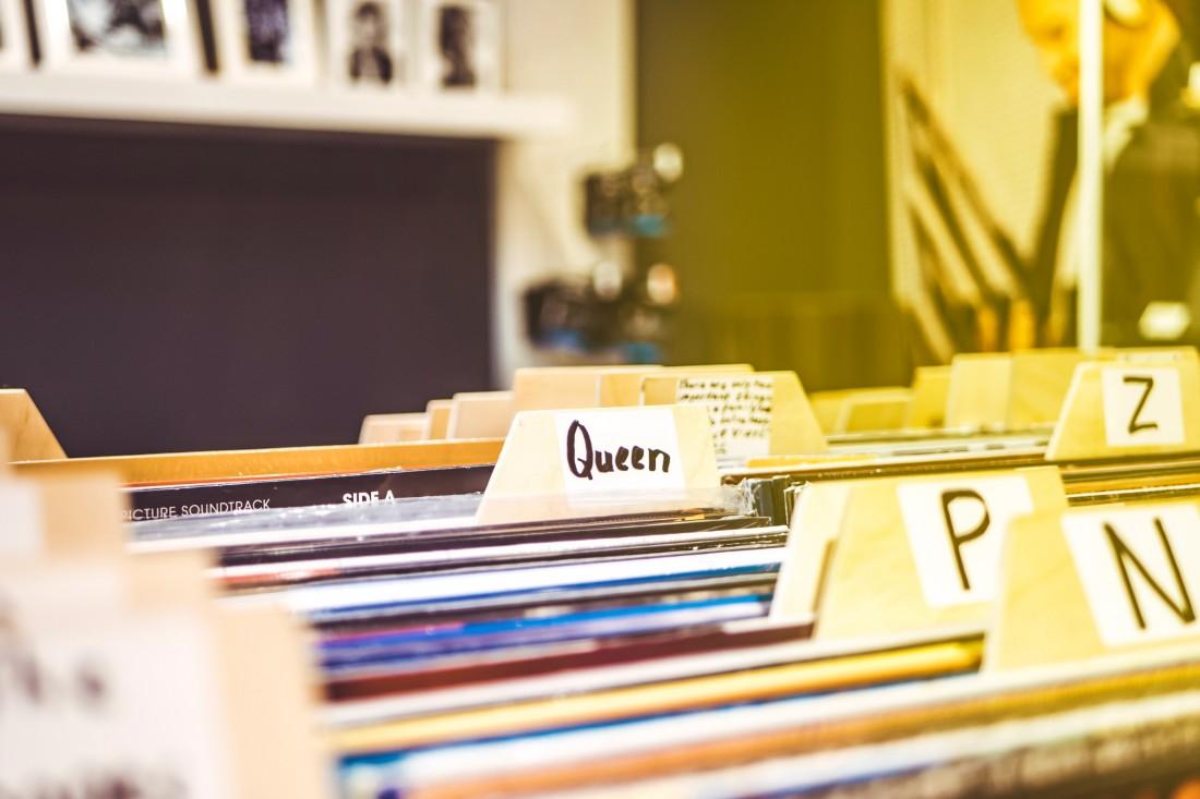 Queen Tab Records