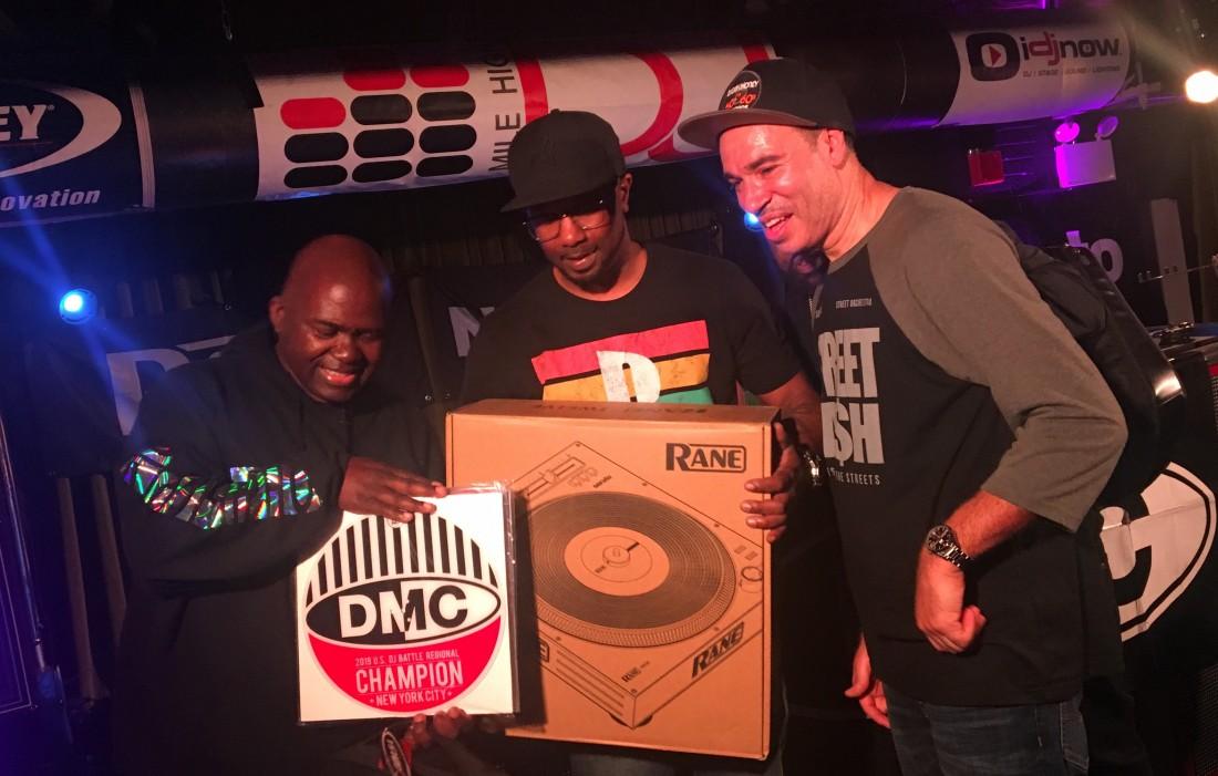 2019 NY Regional Champ DJ Steel