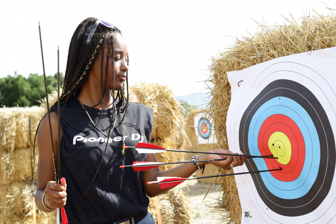 CampSpinoff (Archery x Pioneer)